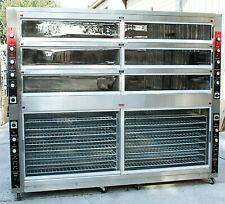 Piper Super Systems Natural Convection Oven Proofer Bakery Bread Do Pb 12 G