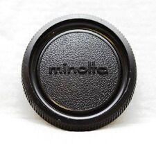 Genuine Minolta Body Cap X300 X370 X500 X570 X700 XG1 XG7 XG9 XGM XD XE SRT