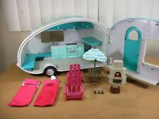 Battat Lori Our Generation Retro RV Glamper Camper Interior Light & Accessories