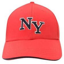 MENS RED NO FEAR NEW YORK YANKEES BASEBALL CAP - BRAND NEW