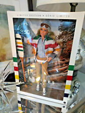 2020 LIMITED EDITION BARBIE DOLL STRIPES SIGNATURE COLLECTION HUDSON BAY COMPANY