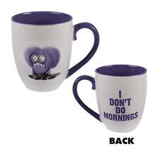 universal studios despicable me minion two eyes purple coffee mug new