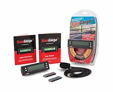 ScanGauge II Fuel Trip Computer with XGauge Read OBD2 codes Clear Codes Scanner