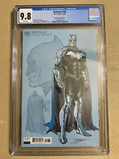 BATMAN #100 (DEC 2020, DC COMICS) CGC 9.8 JIMENEZ 1:25 VARIANT 1st GHOST MAKER