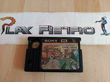 MSX INDESCOMP GANG MAN SOLO CARTUCHO