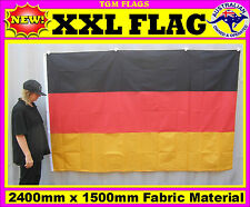 German flag Germany flag for house wall pole sports event man woman cave