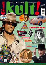 GoodTimes kult! # 9 - Elvis Presley-Poster, Who-Poster, Terence Hill, Catweazle