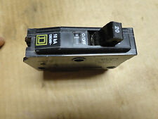 Square D 20 amp circuit breaker Type TIPO QOB issue AB-4756