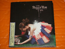 MusicCD4U Autograph CD Peggy Hsu Xu Zhe Pei - Peggy's Wish Box 許哲珮許願盒簽名片