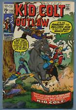 Kid Colt Outlaw #149 1970 Marvel Comics