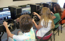 SimuRide HE Package, Driver Education Suite incl Home Driving Simulator Software
