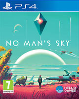 No Man's Sky PS4 Playstation 4 IT IMPORT SONY COMPUTER ENTERTAINMENT