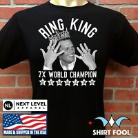 TAMPA BAY BUCCANEERS TOM BRADY ***RING KING 7X WORLD CHAMP*** SUPER BOWL T-SHIRT