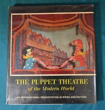 Puppet Theatre of the Modern World Union Internationale Des Marionettes 1967 HB