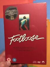 Footloose:Film & Soundtrack(R2 DVD+CD)New+Sealed Limited Edition Kevin Bacon