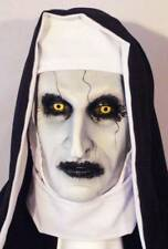 VALAK THE NUN LATEX MASK - Costume Prop Cosplay Conjuring Horror Movie Halloween