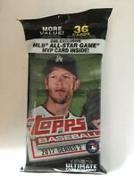 2017 Topps Series 2 Baseball - JUMBO PACK SEALED- ROOKIES?AUTO?