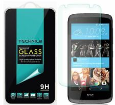 TechFilm® Tempered Glass Screen Protector Saver Shield For HTC Desire 526