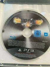 TOP GUN HARD LOCK PS3 PLAYSTATION 3 ORIGINAL AUS PAL CASE & DISC ONLY RARE