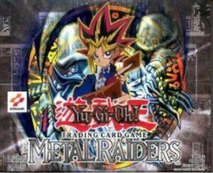 Yu-Gi-Oh MRD Unlimited Edition Metal Raiders