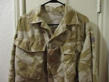 Used UK British Combat Desert Tropical DP Blouse/Jacket! Size 190/96.