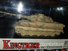 Dragon armor 1 72 60105 KINGTIGER W/zimmerit Ohrdruf Training 1944