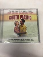 SOUTH PACIFIC cd Soundtrack 2010 Greyhound Import NEW Rodgers&Hammerstein