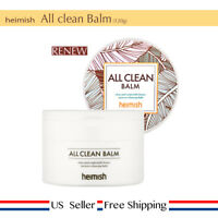 Heimish All Clean Balm 120ml Korea Cosmetic RENEW + Free Sample [US Seller]