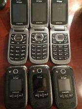 Samsung Convoy 2 SCH-U660- Black (Verizon)
