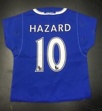 Chelsea FC Cushion Cover / Pillowcase (42 X 42cm) Jersey Style with #10 HAZARD