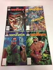The Terminator #1 #2 #3 #4 #5 #6 #7 #8 #9 #10 Now Comics 1988 1st 10 issues plus