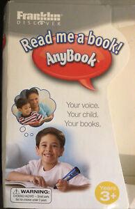 Franklin Discover AnyBook Reader DRP-3000
