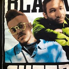 1992 black sheep a wolf in sheep's clothing tour vtg rap T-shirt 90s hip hop Xl