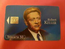 Carte téléphonique - Robert KELLER   (A8072)