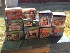 Santa's Village Collection Edition Mint Unused.