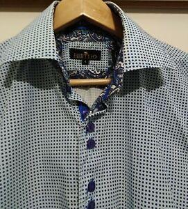 Bertigo long sleeved shirt size L, US brand Bertigo size L