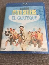 PETER SELLERS EL GUATEQUE - 1 BLURAY MULTIZONA A B C - 95 MIN - NEW SEALED NUEVA