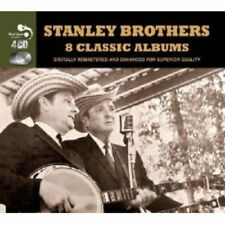 Stanley Brothers, The - Country Pickin' And Singin'... 4CD NEU OVP