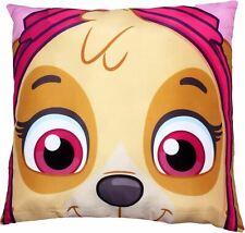 Paw Patrol Girls Skye Square Filled Cushion