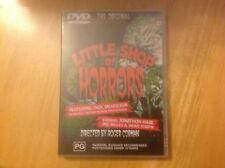 DVD, Little Shop Of Horrors, Jack Nicholson