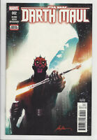 STAR WARS DARTH MAUL #2 (2nd PRINT) VARIANT 1st CAD BANE Marvel 2017 NM- NM