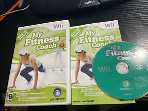 My Fitness Coach: Get In Shape (Nintendo Wii, 2008)