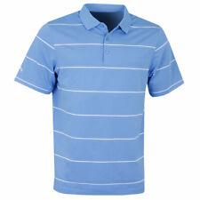 Callaway Golf Mens Chev Auto Stripe Polo Shirt Opti-Dri Short Sleeve 53% OFF RRP