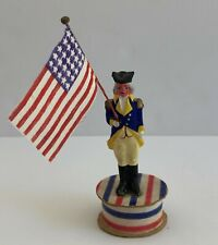 Vintage July 4Th Patriotic George Washington Candy Container - Germany!