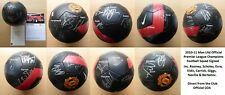 More details for 2010-11 man utd champions football squad signed inc. rooney, scholes & giggs
