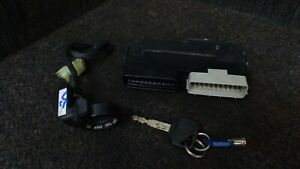 Honda CBR600 F4i 2005 ECU & matching key with transponder & Antennae    9/21