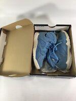 Pre Owned Nike Air Jordan 7 Retro BP Blue White Pantone 304773-400 Size 12C