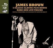 James Brown's aus Großbritannien mit R&B -/Soul-Genre und Musik-CD