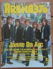 Arena No.281 02/2006 Jrock Jpop Visual Kei Diru Despa Gackt Miyavi Gazette RAR