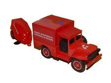 Dodge 4x4 + Motopompe Pompiers VEREM
